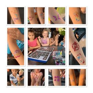 book-magic-show-glitter-tattoo